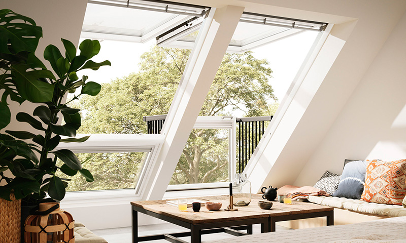 dachfenster velux. Black Bedroom Furniture Sets. Home Design Ideas