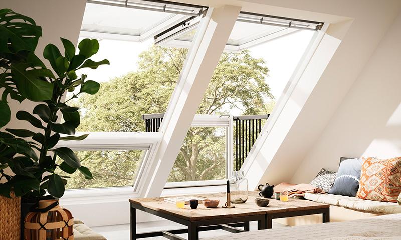Dachfenster velux - Velux dachfenster austauschen ...